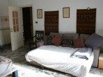 Seconda camera con letti singoli/divano letto