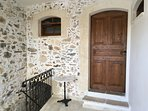 Door to Astraeus apartment