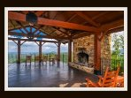 Pavlovian with mountain views for miles & just within walking distance from cabin