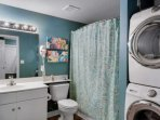 Second Bathroom with Tub/Shower Combination! Washer/Dryer included.
