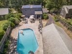 Located minutes from the Nantucket Ferry, downtown Falmouth and a slew of beaches, this home is a stone's throw from...