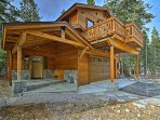 This gorgeous 3-bedroom, 2.5-bathroom Tahoma  vacation rental home is the perfect retreat in the Lake Tahoe area!