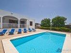 Villa Lima Pool And Terrace