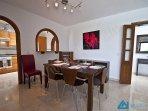 Villa Lima Dining Room