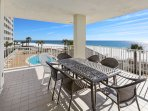 VIEWS, VIEWS AND MORE views from your private balcony