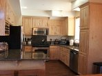 Gourmet, Fully Equipped Kitchen, Spotless, New Pans, Roomy; Complimentary Wine