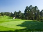 Golf, 9 km.