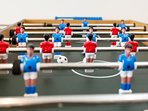 Table football for all to enjoy
