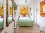 Beautiful third bedroom