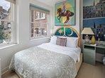 Beautiful second bedroom