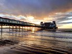 Pier at Weston-Super-Mare