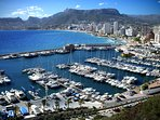 Popular Benidorm just approx. 20 minutes drive from this property.