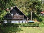 Freistehendes Haus, 600qm Grundstück