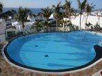 New infinity pool