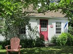 Sea Star Cottage in Port Mouton, Nova Scotia - a short walk from Carter's Beach