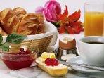 Villa Joy Podgora - breakfast