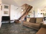 apt 705 - living room