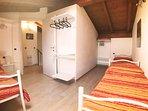 apt 705 - bedroom