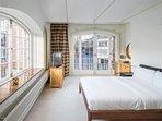 Bright spacious double bedroom