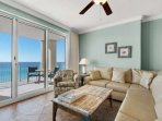 All the Comforts of Home with Plenty of Seating to take in the View!