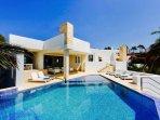 4 bedroom Villa in Es Cubells, Balearic Islands, Spain : ref 5569927