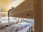 Crows Nest with bunks