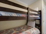 Bunk Room for the kiddos!