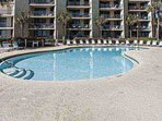 Great pool area for loads of fun! Soak up the sun and work on your tan.