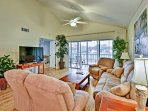Plan your next Florida family trip to this beautiful 3-bedroom, 2-bathroom vacation rental condo.