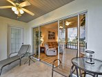 The 1,700-square-foot unit comfortably sleeps  6 lucky guests and offers a tastefully appointed interior and all of the...
