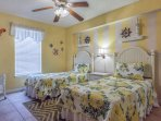Guest Bedrom 2 - 2 Twin Beds