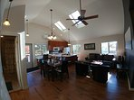 Dream Retreat Guesthouse: Sleeps 8, Chicago--40min, 3+ nights request quote