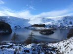 The Lake District in Winter! Staying at Dunkeld Cottage  is lovely all year round!