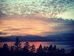 Sunset at Panorama Vista!