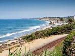 Miles of Coastline Nearby
