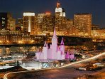 Check out Winter carnival and the ice castle in St. Paul.  Rare, fun attraction.