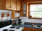 Kitchen at Slateville Cottage