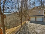 Nestled down it's own road, this rental property awaits your arrival!