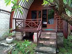 Deluxe Private Bungalow with AC