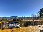 As the Gatlinburg neighborhood with the highest elevation, Panorama Point showcases views unlike any other!