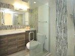 1 of 2 Full Bathrooms In The Condo
