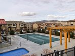 Bear Hollow Clubhouse with Seasonal Pool, Oversized Hot Tub, Fitness Center and Business Center