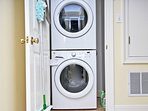 Stackable Full Size Laundry