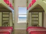 Second Floor Guest Bedroom 1 - 2 Twin Bunks