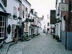 Lymington cobbles