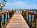 Shoreline Boardwalk 3 Blocks Away