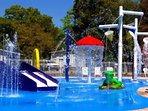 Kids Water Play Park