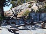 Port Elliot Beachcomber, Local artifacts from shipwrecks in Horseshoe Bay