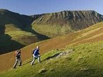Short drive to the Lakeland fells,