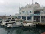 Puerto deportivo de Oropesa